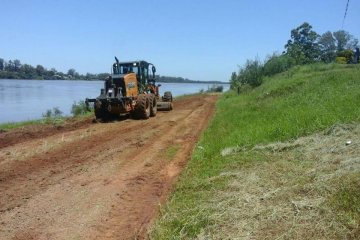 El municipio trabaja en reacondicionar la Playa Nébel