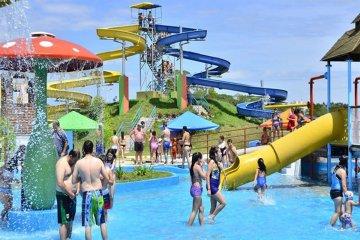Se realizará un cierre parcial por mantenimiento en el Parque Acuático de Federación