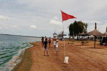 El municipio de Federación prohibió bañarse en sus playas
