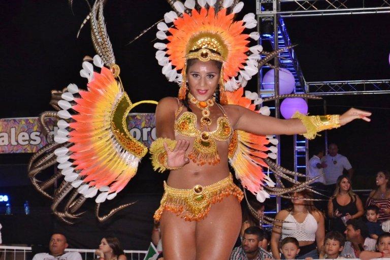 Fuerte difusión nacional del Carnaval de Concordia.