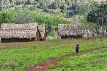 De una aldea guaraní a Concordia para no quedar ciego