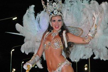 Daiana Arlettaz desfilará en la cuarta noche del Carnaval de Concordia