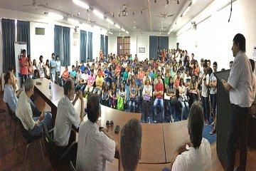 Más de 180 jóvenes comenzaron el Seminario Universitario para ingresar a la UTN Concordia