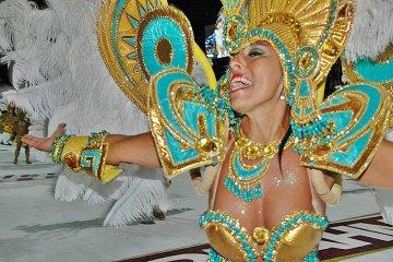 Este domingo se desarrollará la cuarta noche del carnaval de Concordia