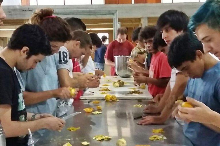 Ingresantes a las carreras de la Facultad de Ciencias de la Alimentación realizaron actividades de integración