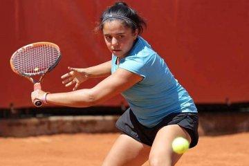 La concordiense Rosario Vázquez subcampeona de un Torneo Profesional de Tenis