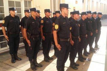 La Jefatura de Concordia incorporará nuevos agentes policiales