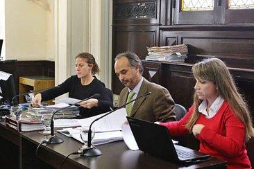 La Fiscalía y la querella pidieron penas de prisión efectiva para Gustavo Alfonzo