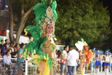 Cerca de 8 mil personas dijeron presente en cada noche del carnaval chajariense