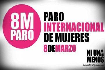 """Mujeres de Chajarí y Federación se suman al """"8M"""""""