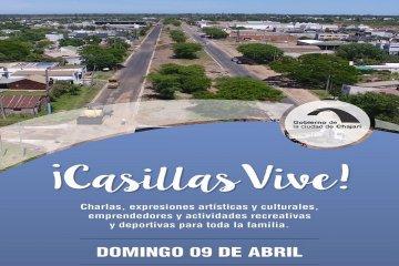"Chajarí organiza ""Casillas Vive"""