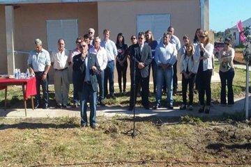Se entregaron doce nuevas viviendas en Federación