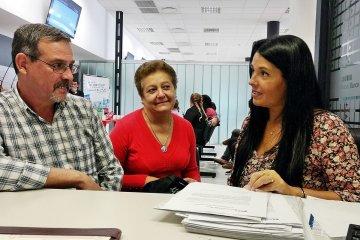 Sacó un crédito para ayudar a su hijo a reparar el auto y se ganó un viaje a Brasil
