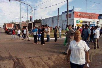 Trabajadores de salud nucleados en ATE protestaron frente al Masvernat