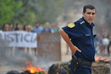 La zona oeste se movilizó reclamando más seguridad y celeridad a la Justicia