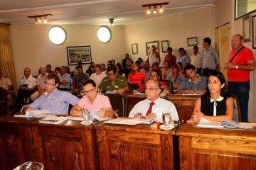 Ediles de Federación manifestaron su preocupación por la situación del hospital