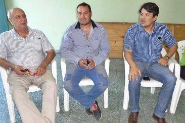 """El diputado Barreto estuvo en Concordia y advirtió que """"el kirchnerismo no se murió el 10 de diciembre"""""""