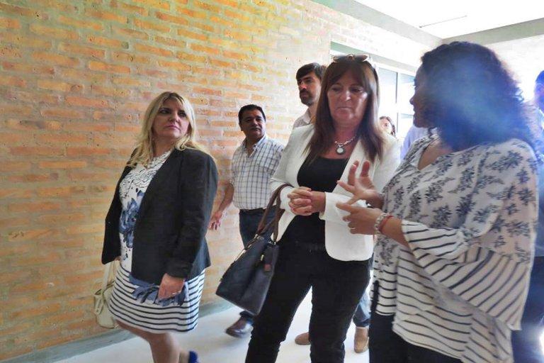 """La directora departamental de Escuelas de Concordia llamó a respetar """"el derecho de todos"""""""