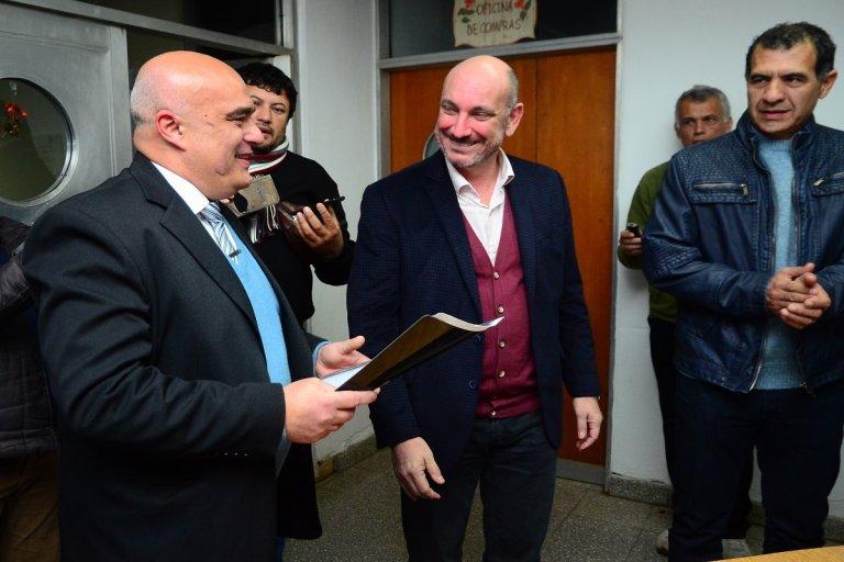Autoridades provinciales no aceptaron la renuncia del director del hospital de Federación