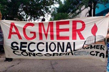 """La nueva cúpula de AGMER avizora un comienzo de clases """"muy conflictivo"""""""