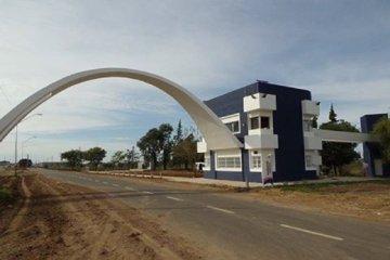 En Chajarí se lleva adelante la puesta en valor del ingreso a la ciudad