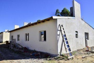 Se realizará el sorteo y entrega de diez viviendas en Federación