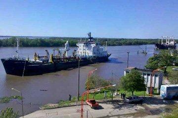 Tres empresas se presentaron como oferentes para el dragado del Río Uruguay