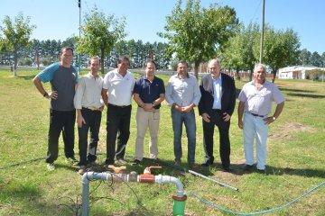 CTM realizó aportes para el club y la cooperativa de agua de Colonia Ayuí