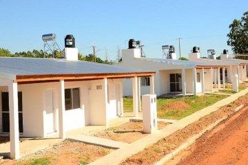 En Federación se inaugurará el primer barrio con energía solar