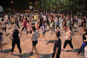 Chajarí celebra el Día Mundial de la Salud haciendo deporte