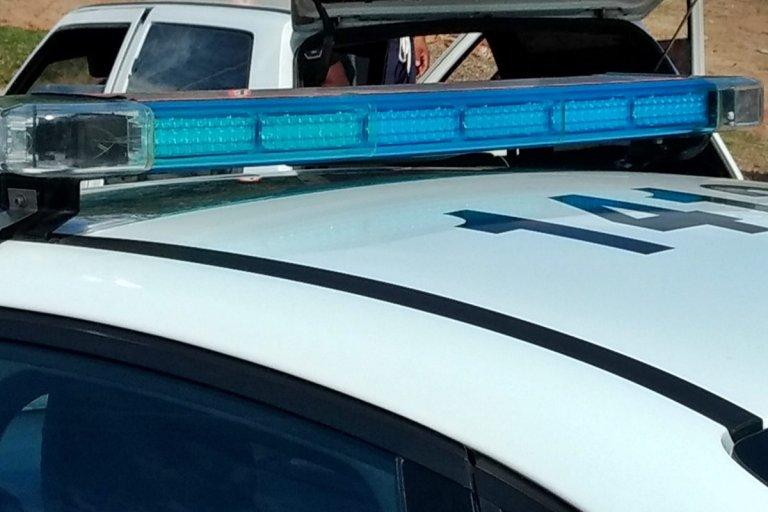 El joven de 19 años pretendía huir con mercadería robada.