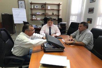 Cecco gestionó más viviendas sociales para federación en la capital provincial