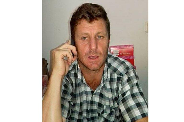 Néstor Roberto Pavón, dueño del lavadero donde trabaja Wagner