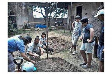 El programa Pro Huerta asistió a comedores comunitarios y hogares de Concordia