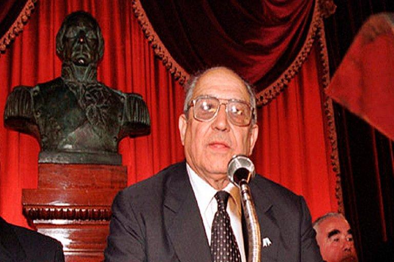 El ex gobernador Sergio Montiel