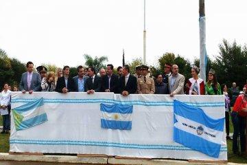 Mocoretá celebra 142 años de su fundación