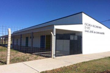 El municipio de Chajarí realizará la entrega formal de la escuela N° 202