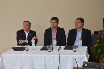 Quedaron inauguradas las nuevas oficinas de ENERSA en Federación