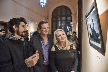 """Con fotografías de concordienses se inauguró la muestra """"Rincones Entrerrianos"""""""