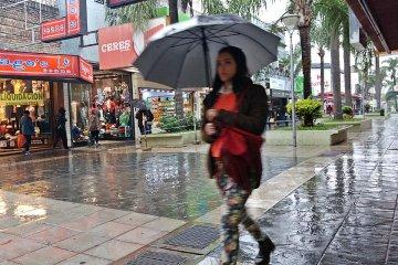 La región de Salto Grande sigue bajo un alerta de tormentas