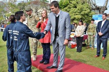 Unos 50 alumnos comenzaron la escuela de Oficios en el Ejército