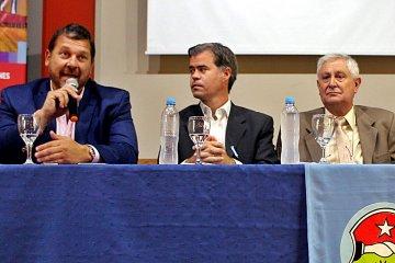 Armando Gay pidió la unión del peronismo en el encuentro de viceintendentes y concejales