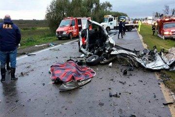 Alarman las cifras por muertes en accidentes de tránsito registradas en 2017