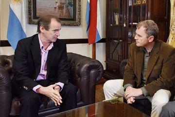 """El intendente de Chajarí destacó que con Bordet """"tenemos una relación muy transparente"""""""