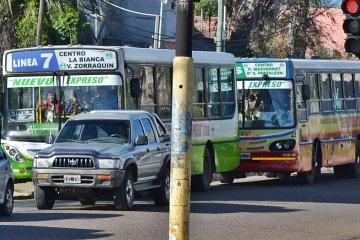 Año Nuevo: Cómo trabajarán las empresas de transporte urbano de pasajeros