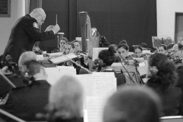 La Orquesta Sinfónica de la Policía Federal deleitó a Chajarí