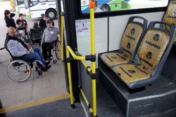 Las personas con discapacidad y trasplantadas podrán reservar pasajes de colectivos gratuitos