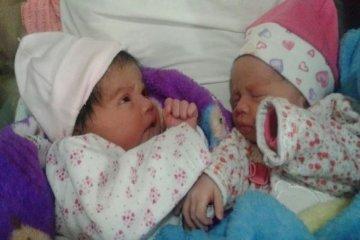 Nacieron gemelas en el hospital de Chajarí
