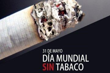 Chajarí hará concientización en el Día Mundial Sin Tabaco