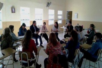 El COPNAF realizó reuniones interinstitucionales en los Departamentos Federación y Concordia